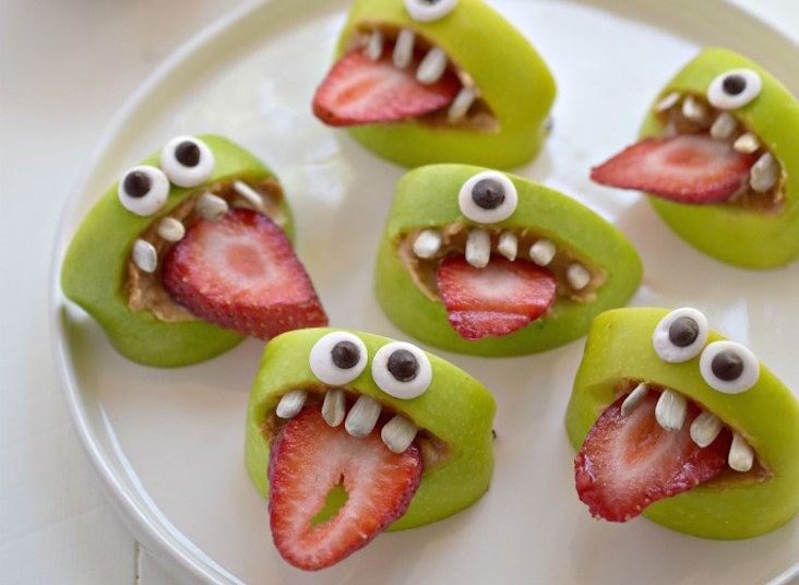 Vegetarian Halloween Recipes  17 Easy Ve arian Recipes for Kids To Make Eluxe Magazine