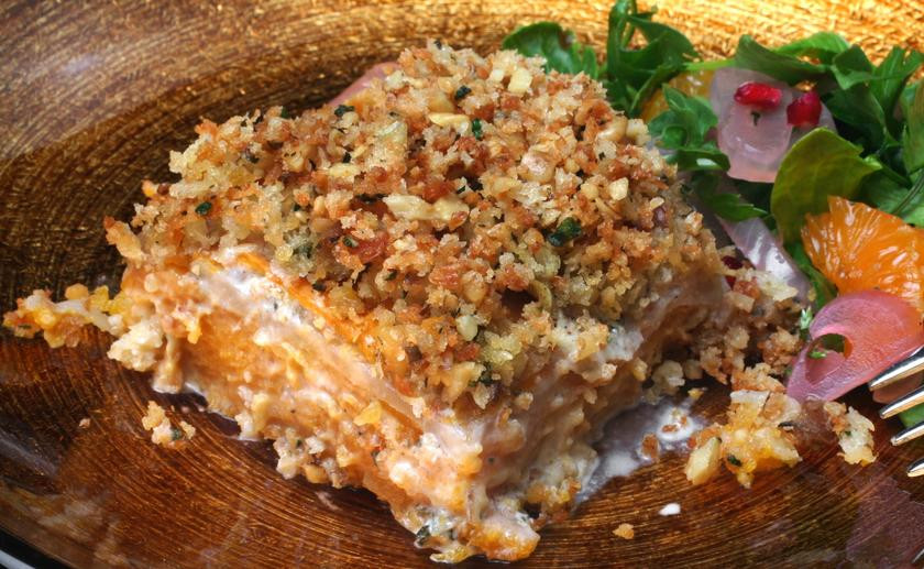 Vegetarian Main Dish For Thanksgiving  Mixed Mushroom Casserole Ve arian Main Dishes for