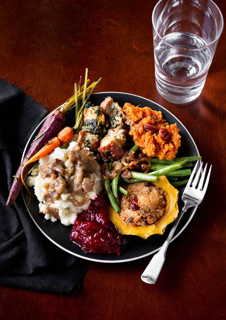 Vegetarian Main Dish For Thanksgiving  33 Ve arian Thanksgiving Recipes Made With Real Food