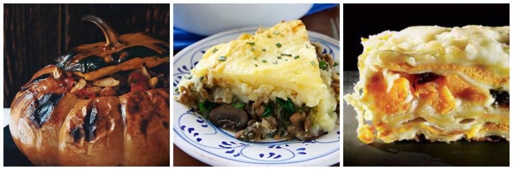 Vegetarian Main Dish For Thanksgiving  Ve arian Thanksgiving Main Dish Recipes