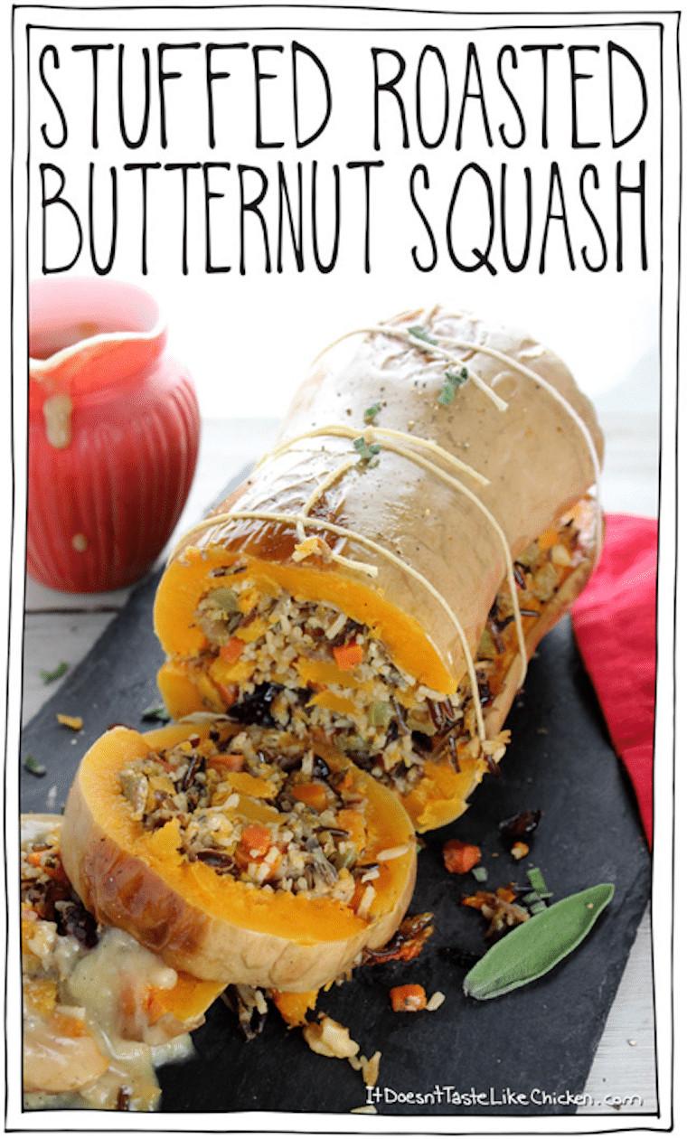 Vegetarian Main Dish For Thanksgiving  15 Vegan Thanksgiving Main Dishes