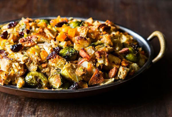 Vegetarian Stuffing Recipes Thanksgiving  20 Delectable Ve arian Dinner Recipes Ideas Easyday