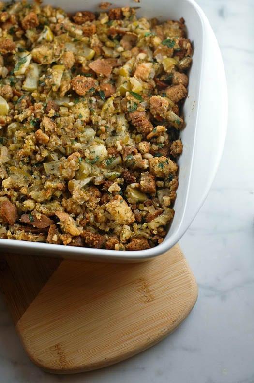 Vegetarian Stuffing Recipes Thanksgiving  Thanksgiving Recipe Roundup
