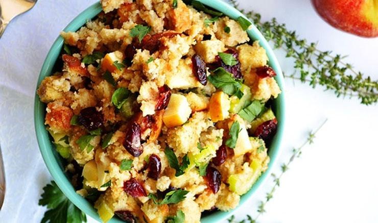 Vegetarian Stuffing Recipes Thanksgiving  17 Ve arian Stuffing Recipes For Thanksgiving That