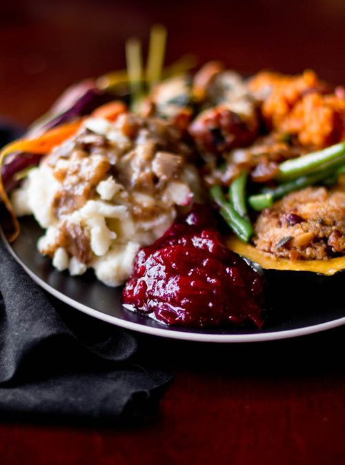 Vegetarian Thanksgiving Dish  1000 ideas about Ve arian Thanksgiving on Pinterest