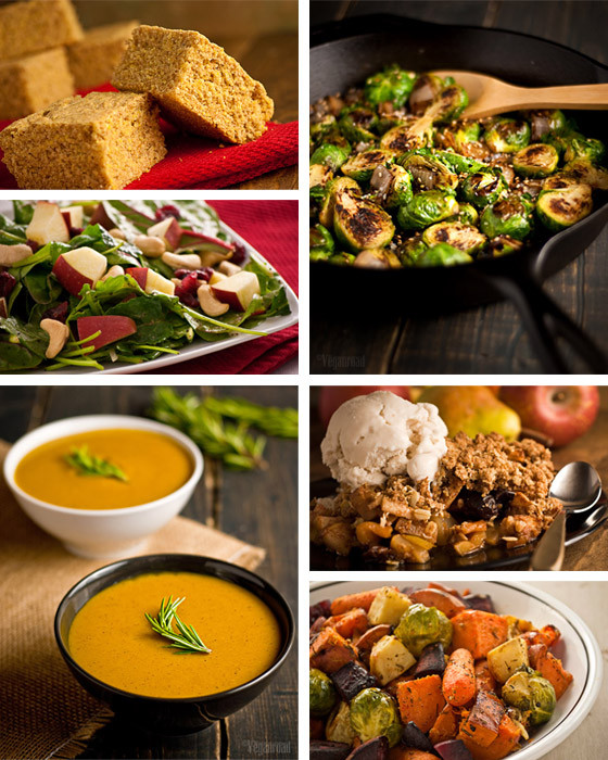 Vegetarian Thanksgiving Ideas  Home The Vegan Road