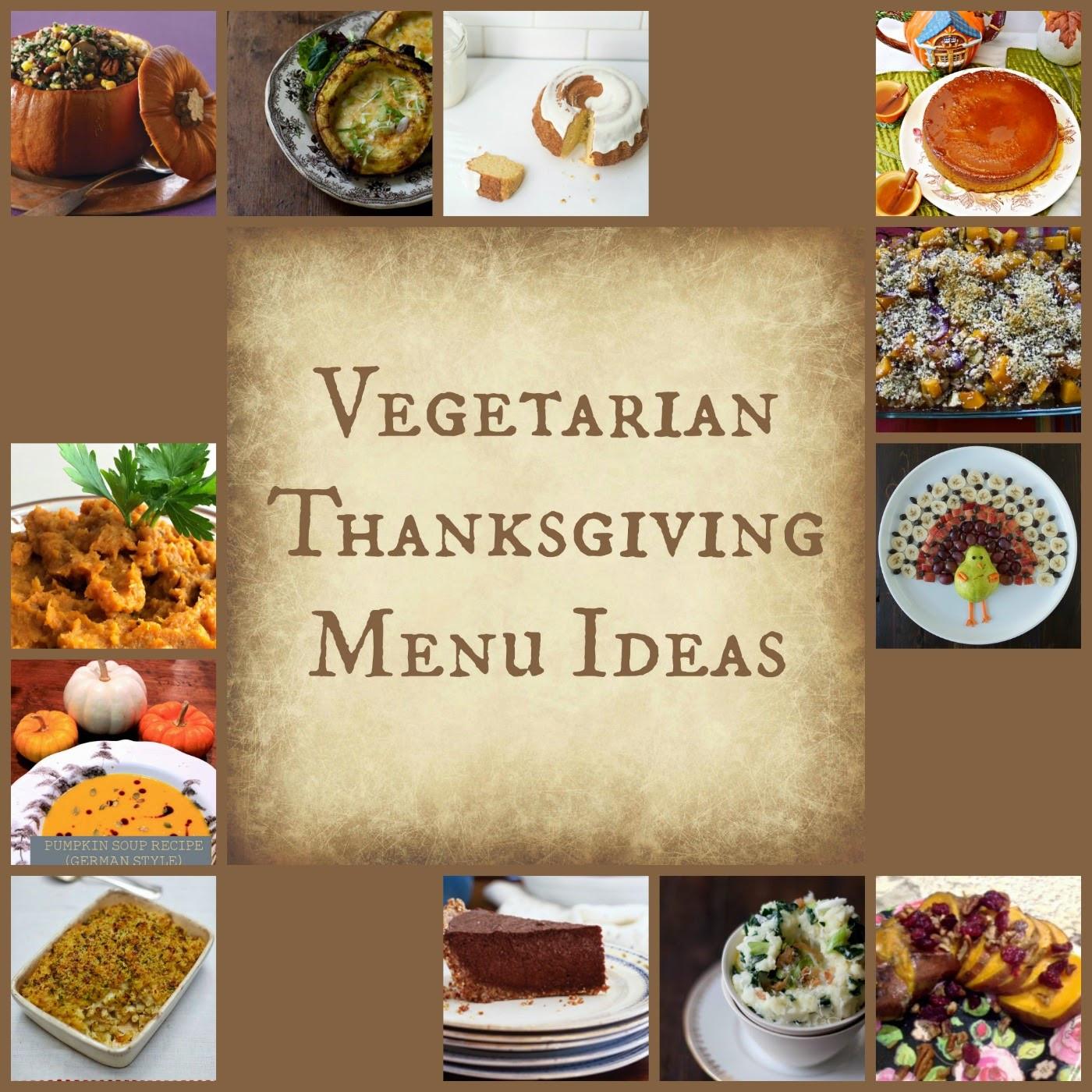 Vegetarian Thanksgiving Ideas  Reviews Chews & How Tos Ve arian Thanksgiving Ideas