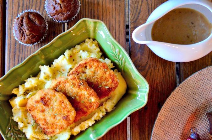 Vegetarian Thanksgiving Ideas  Ve arian Thanksgiving Menu Ideas East 9th Street Eats