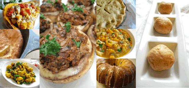 Vegetarian Thanksgiving Ideas  Ve arian Thanksgiving Entertaining Ideas