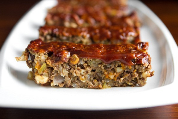 Vegetarian Thanksgiving Loaf  Vegan Holiday Recipes My Tips For Navigating the
