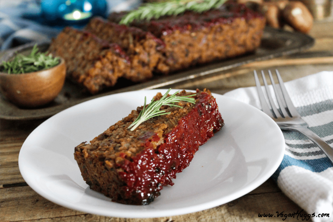Vegetarian Thanksgiving Loaf  25 Delicious Vegan Thanksgiving Recipes