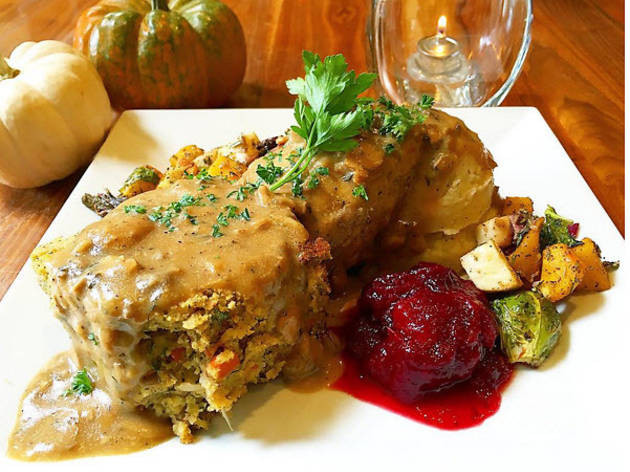 Vegetarian Thanksgiving Los Angeles  13 delicious vegan options for Thanksgiving in Los Angeles