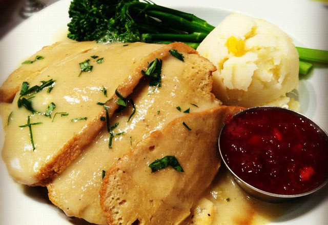 Vegetarian Thanksgiving Los Angeles  Vegan and Ve arian Thanksgiving Restaurants in Los Angeles