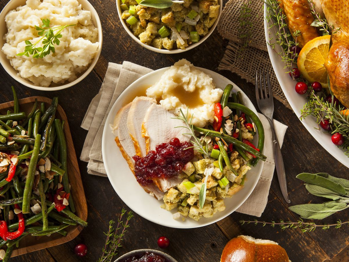Vegetarian Thanksgiving Los Angeles  Where to Eat Thanksgiving Dinner in Los Angeles 2017