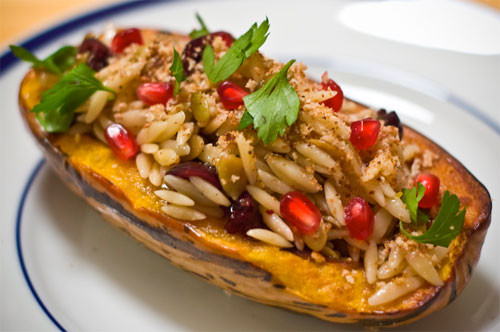 Vegetarian Thanksgiving Main Dish  Meatless Main Dishes for Thanksgiving