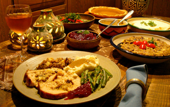 Vegetarian Thanksgiving Meal  Mark Bittman fers Top 10 Make Ahead Dishes by