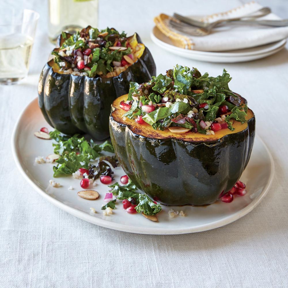 Vegetarian Thanksgiving Recipes Main Dish  Vegan Thanksgiving Main Dishes Cooking Light