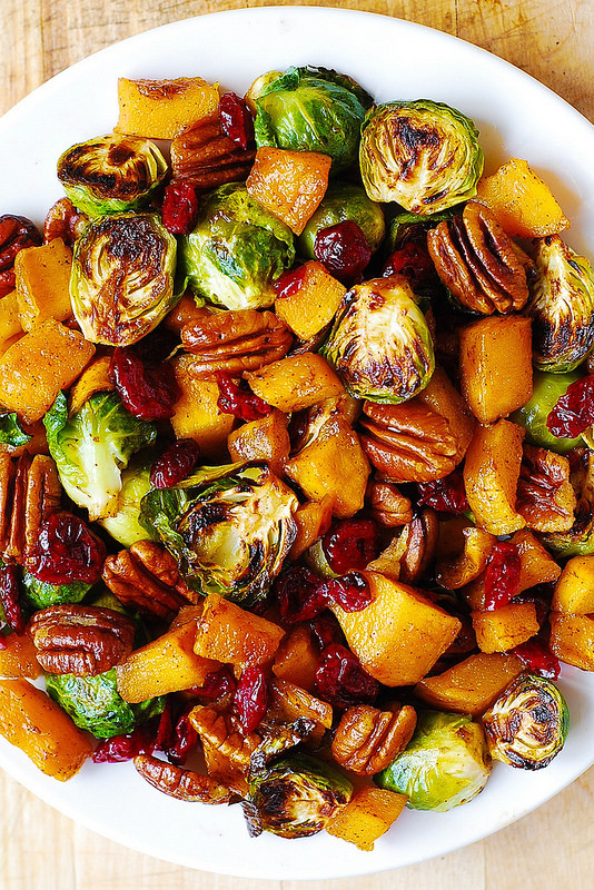 Veggie Side Dishes For Thanksgiving  Thanksgiving Side Dishes The Idea Room