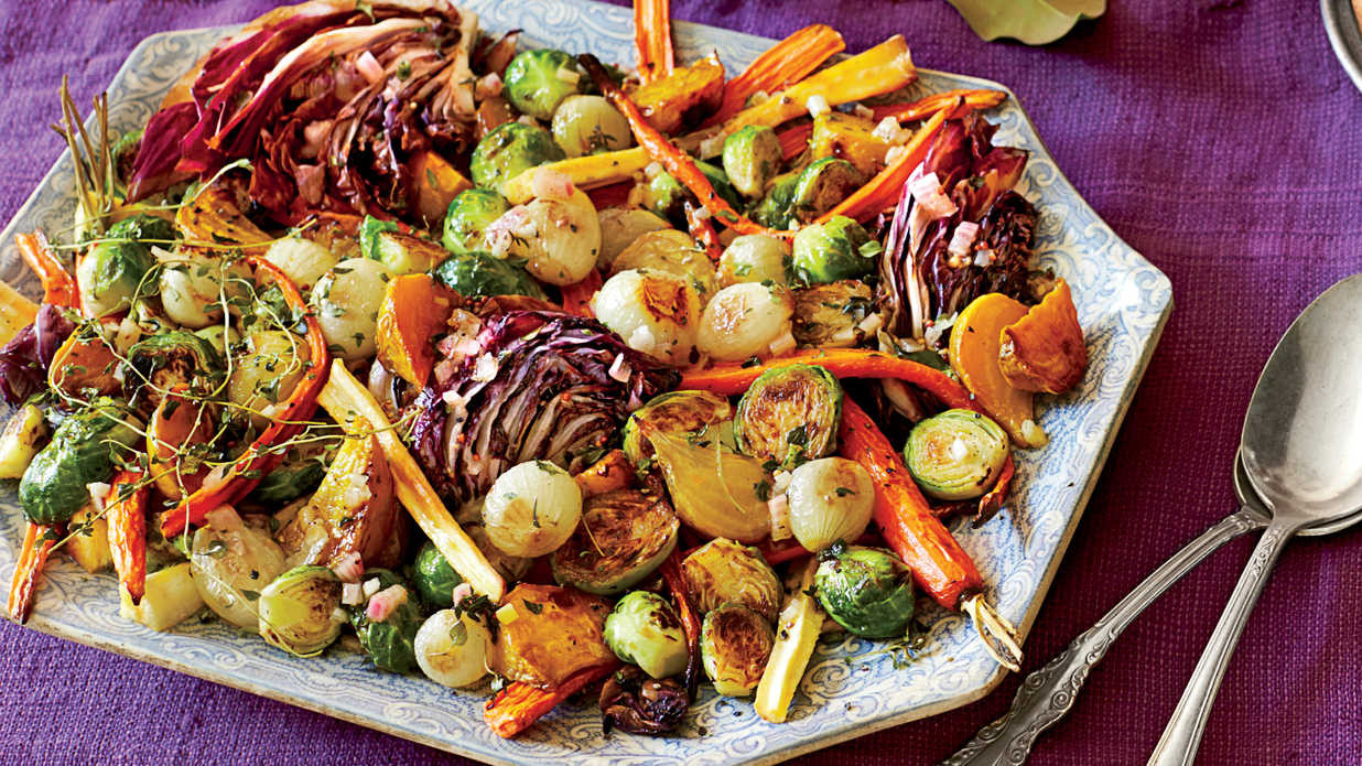 Veggie Side Dishes For Thanksgiving  Best Thanksgiving Side Dish Recipes Southern Living