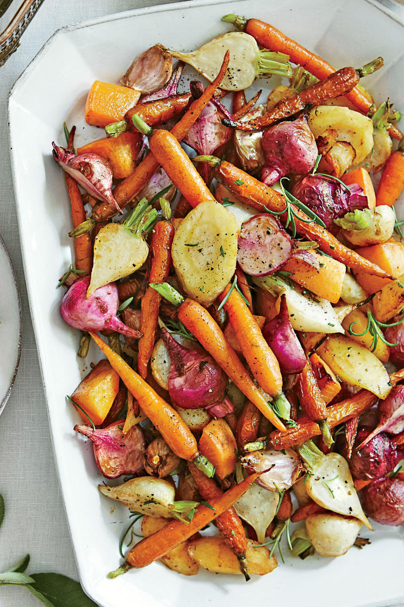 Veggie Side Dishes For Thanksgiving  Our Favorite Thanksgiving Ve able Side Dishes Southern