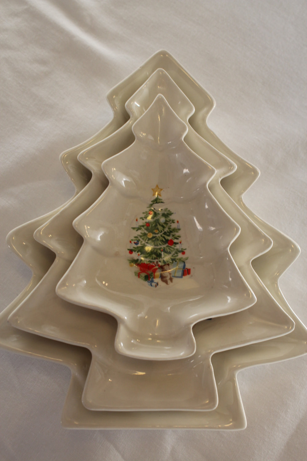 Vintage Christmas Candy  Vintage Christmas Candy Dishes