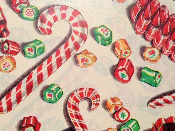 Vintage Christmas Candy  313 best Vintage Christmas Cards & Design images on