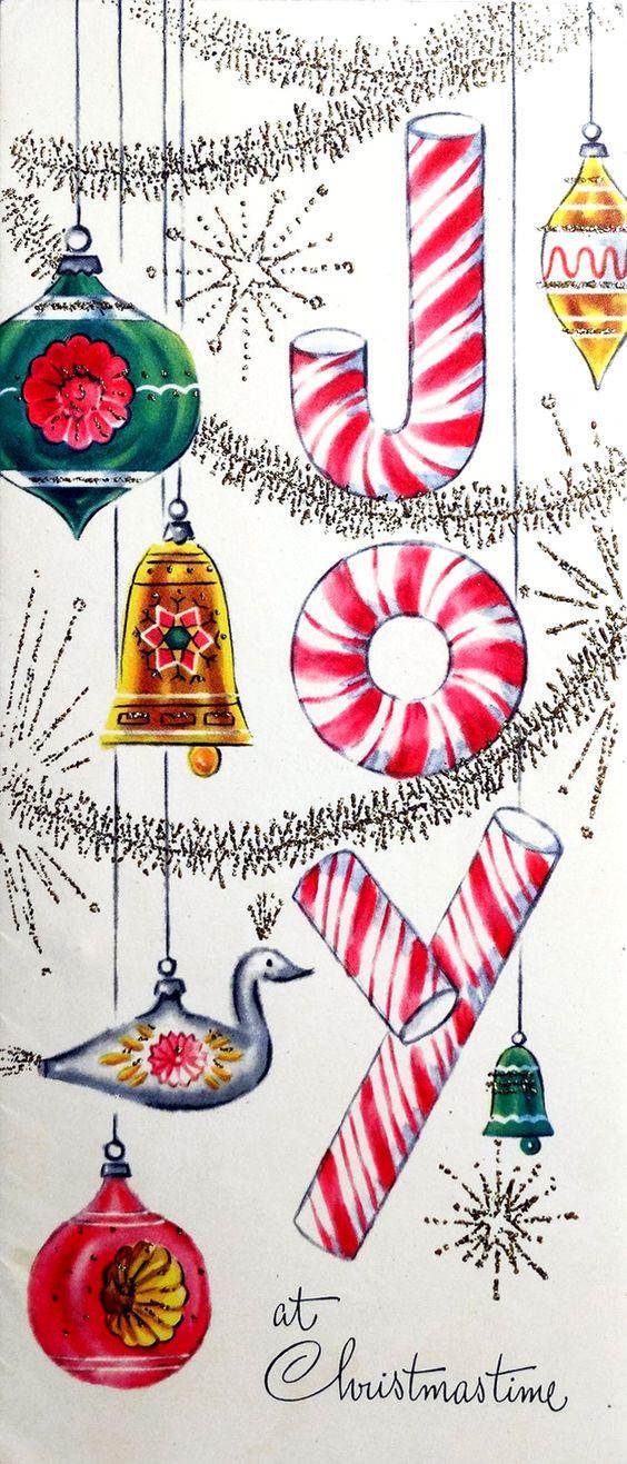 Vintage Christmas Candy  My Paisley World Vintage Christmas Candy Canes How They