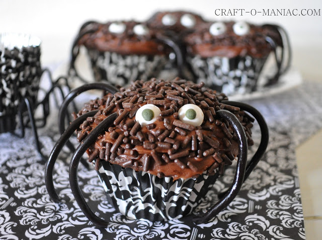 Walmart Halloween Cupcakes  25 Halloween Party Treats