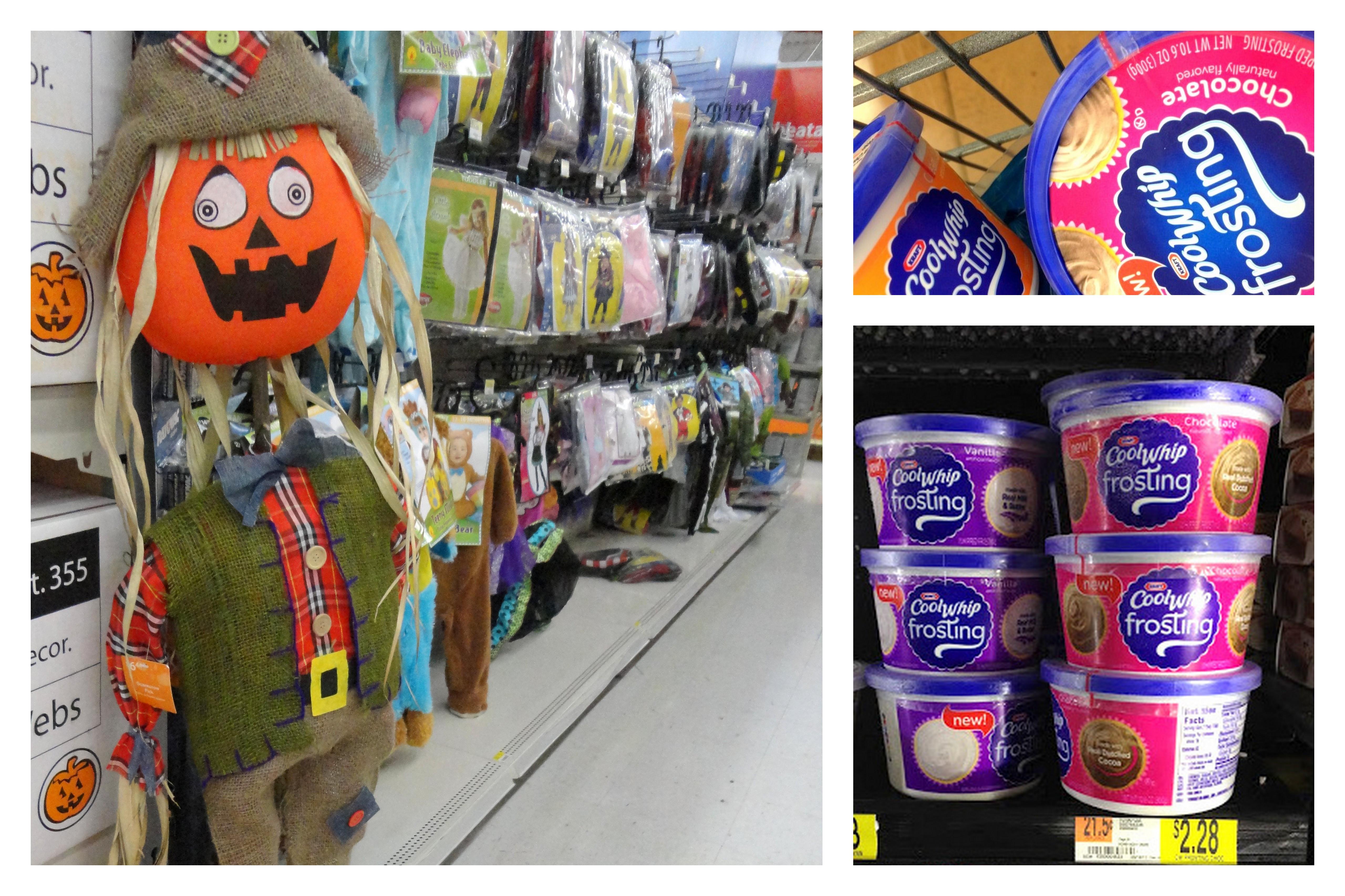 Walmart Halloween Cupcakes  Halloween Cupcakes Witch