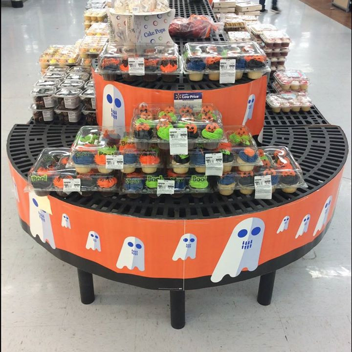 Walmart Halloween Cupcakes  Get Walmart hours driving directions and check out weekly