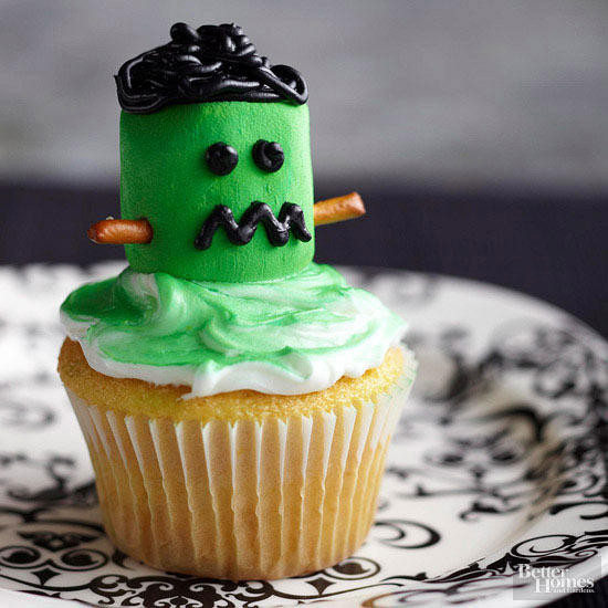 Walmart Halloween Cupcakes  Wickedly Fun Halloween Cupcakes