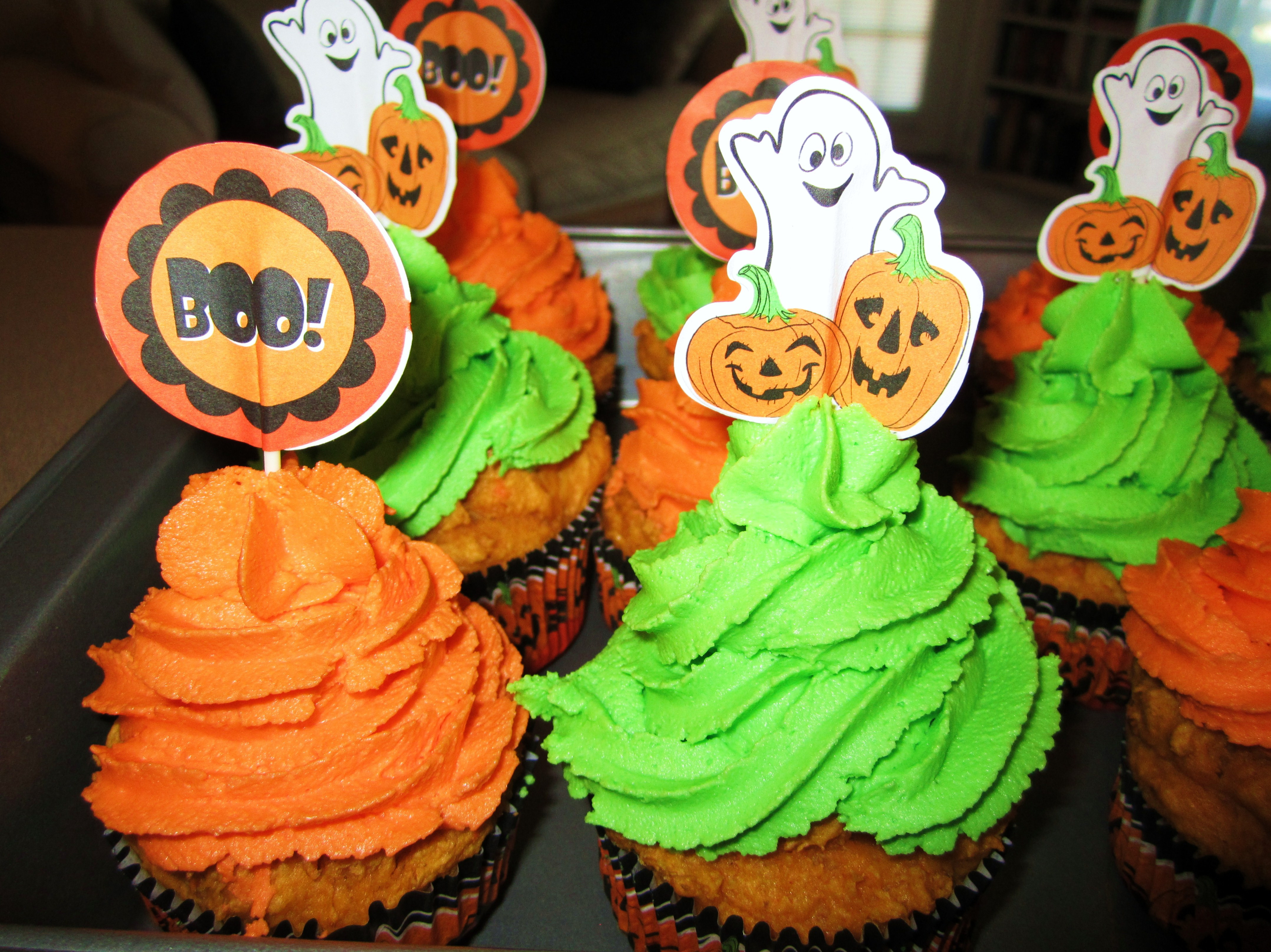 Walmart Halloween Cupcakes  301 Moved Permanently