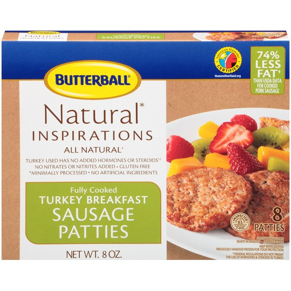 Walmart Pre Cooked Thanksgiving Dinners  Butterball Natural Inspirations Natural Inspirations Fully