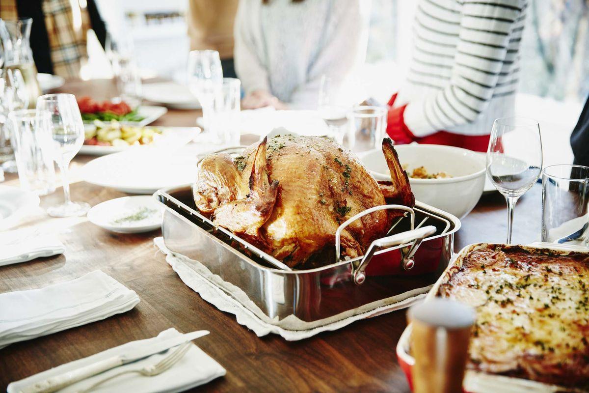 Walmart Thanksgiving Dinner  Thanksgiving Dinner Costs $23 More at Walmart Than at Aldi