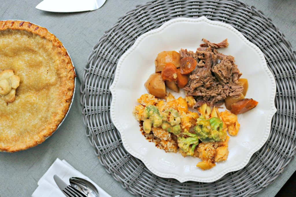 Walmart Thanksgiving Dinners Prepared  Make Thanksgiving Dinner for 6 for Under $50 at Walmart