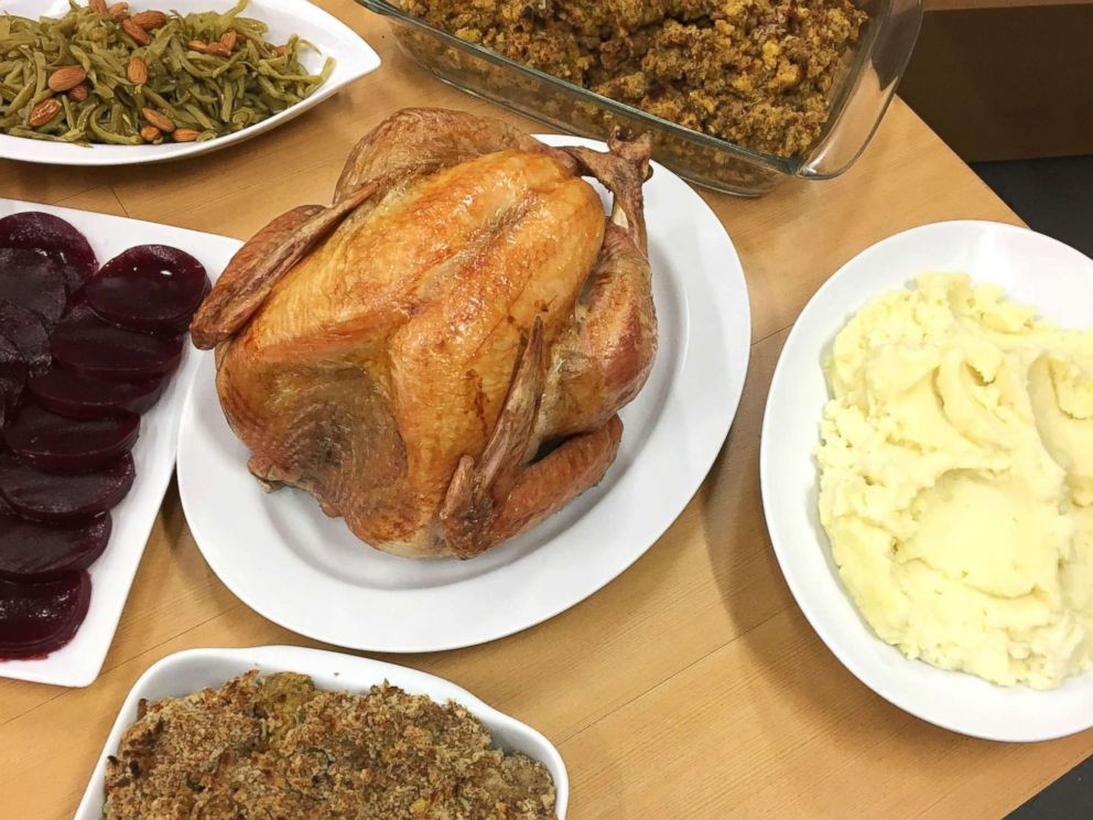 Walmart Thanksgiving Dinners Prepared  Trying out 3 convenient meal options for Thanksgiving