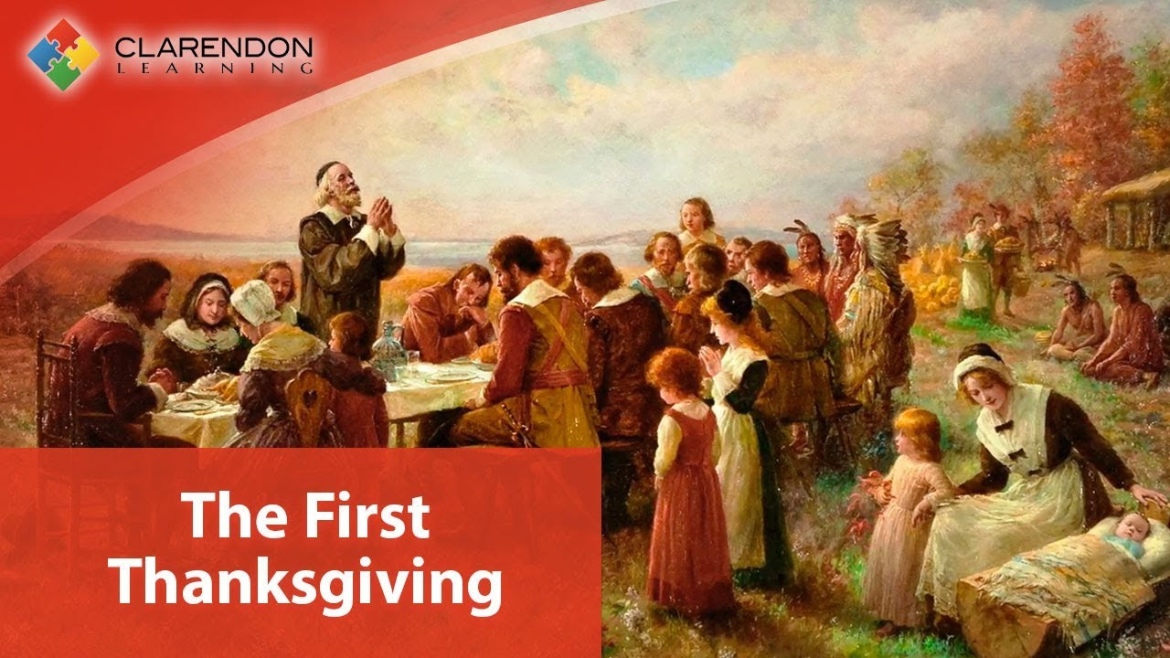 Was There Turkey At The First Thanksgiving  Thanksgiving for kids The history of the first
