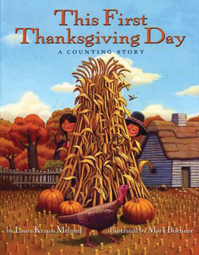 Was There Turkey At The First Thanksgiving  This First Thanksgiving Day A Counting Story