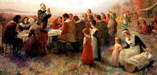 Was There Turkey At The First Thanksgiving  Barbara Eppich Struna History of Thanksgiving