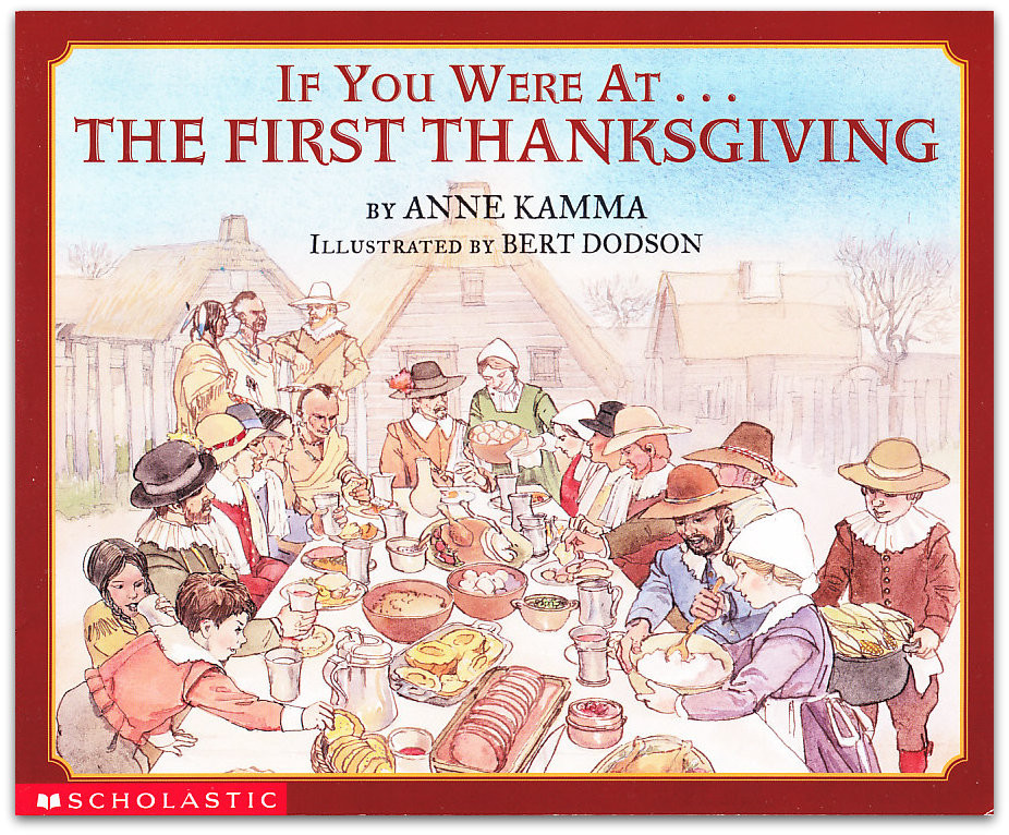 Was There Turkey At The First Thanksgiving  Re mended Thanksgiving Reading – ScootPad