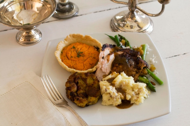 Wegmans Thanksgiving Dinner 2019  N B residents asked to reach out to lonely people invite