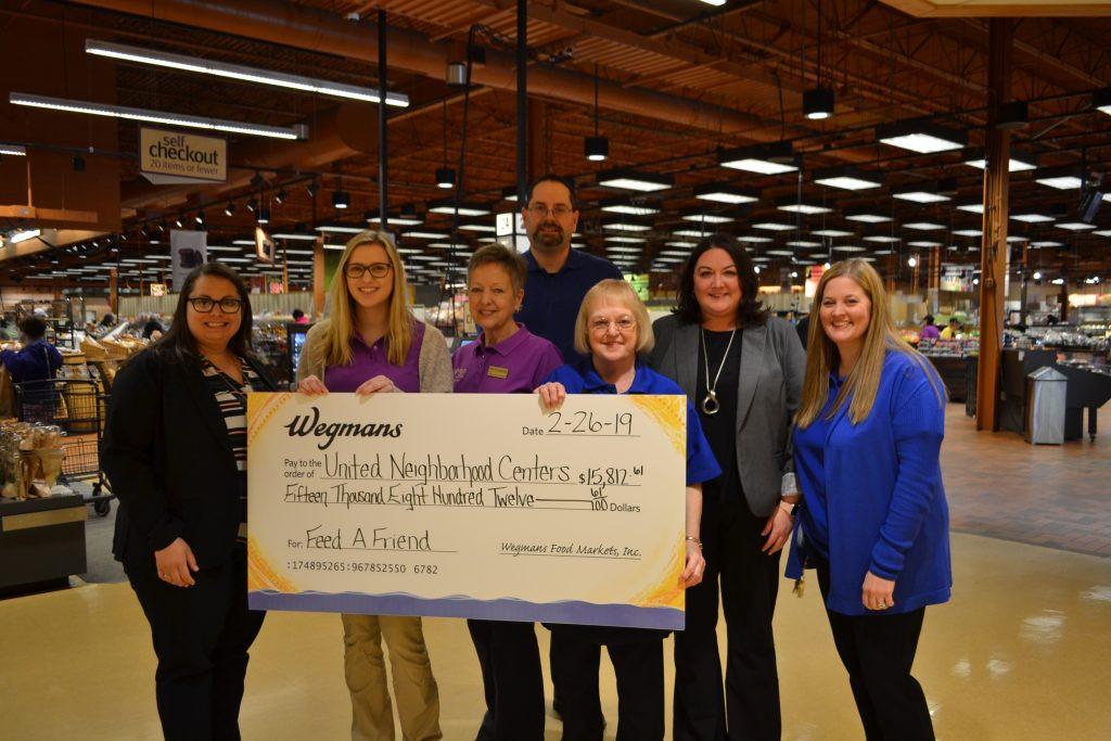 Wegmans Thanksgiving Dinner 2019  Wegmans Donates $15 812 to Feed a Friend United