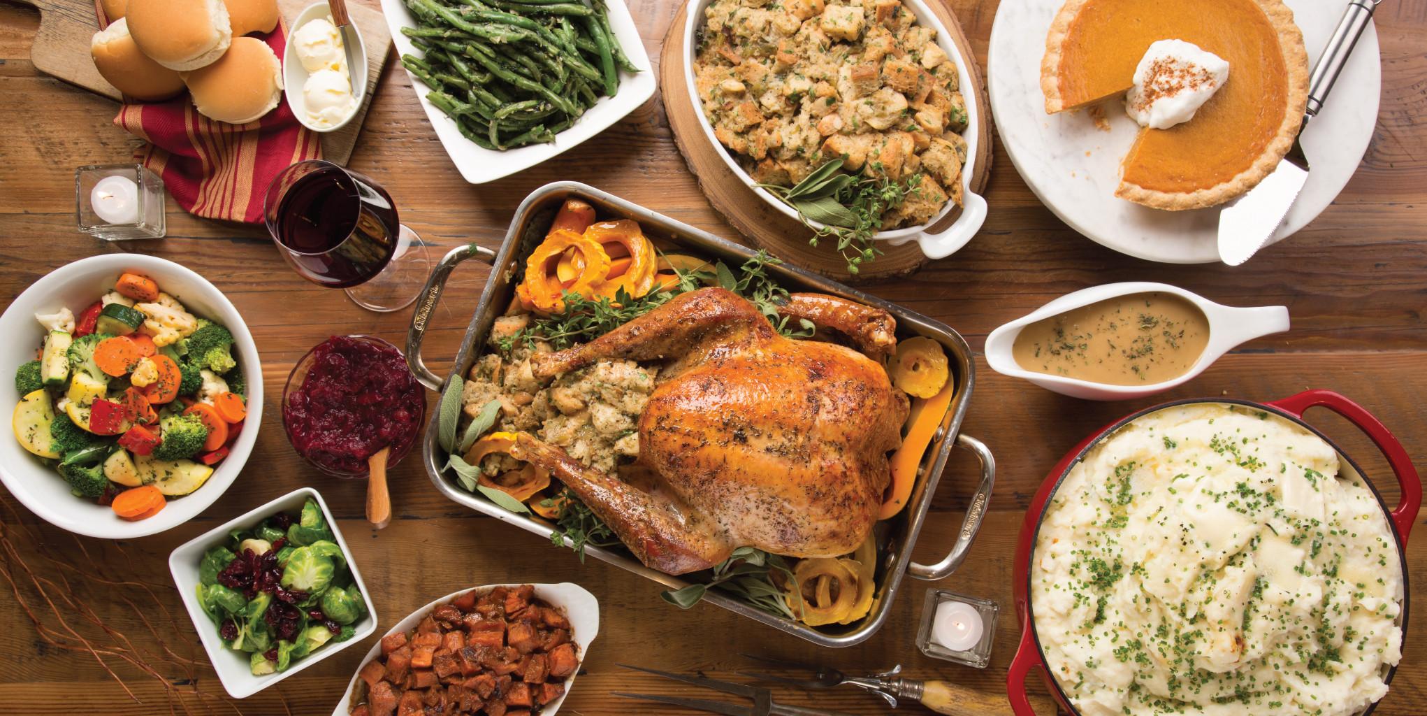 Wegmans Thanksgiving Dinner 2019  plete Holiday Dinner Oliver s Markets
