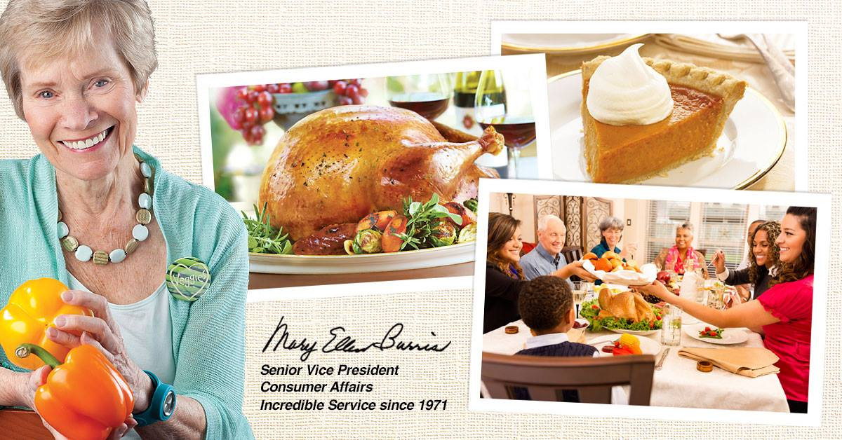 Wegmans Thanksgiving Dinner  Celebrate Rochester NY Thanksgiving All Week Long
