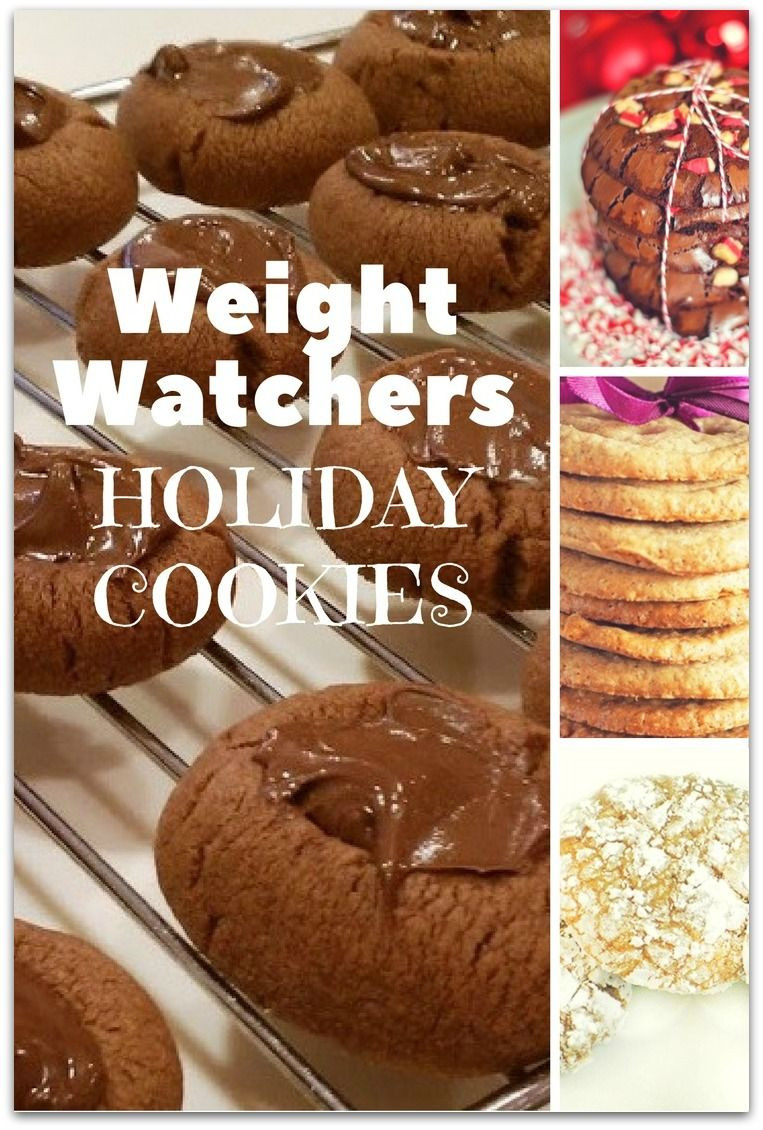 Weight Watchers Christmas Cookies  Amazing and Easy Weight Watchers Holiday Cookie Recipes