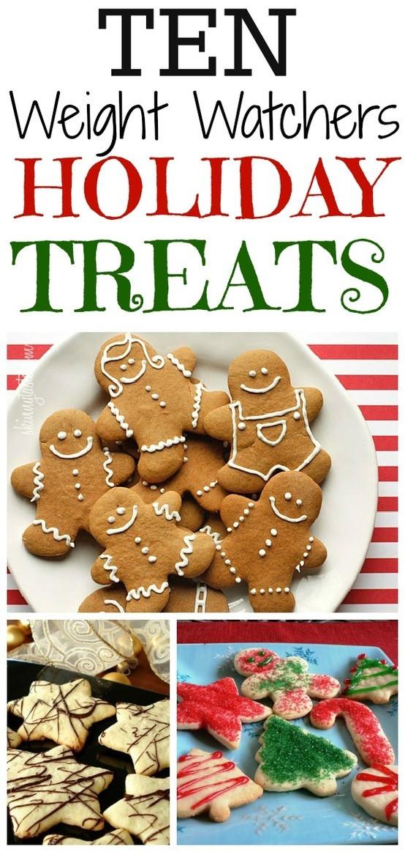 Weight Watchers Christmas Cookies  Top 25 ideas about Weight Watchers Christmas sweets and