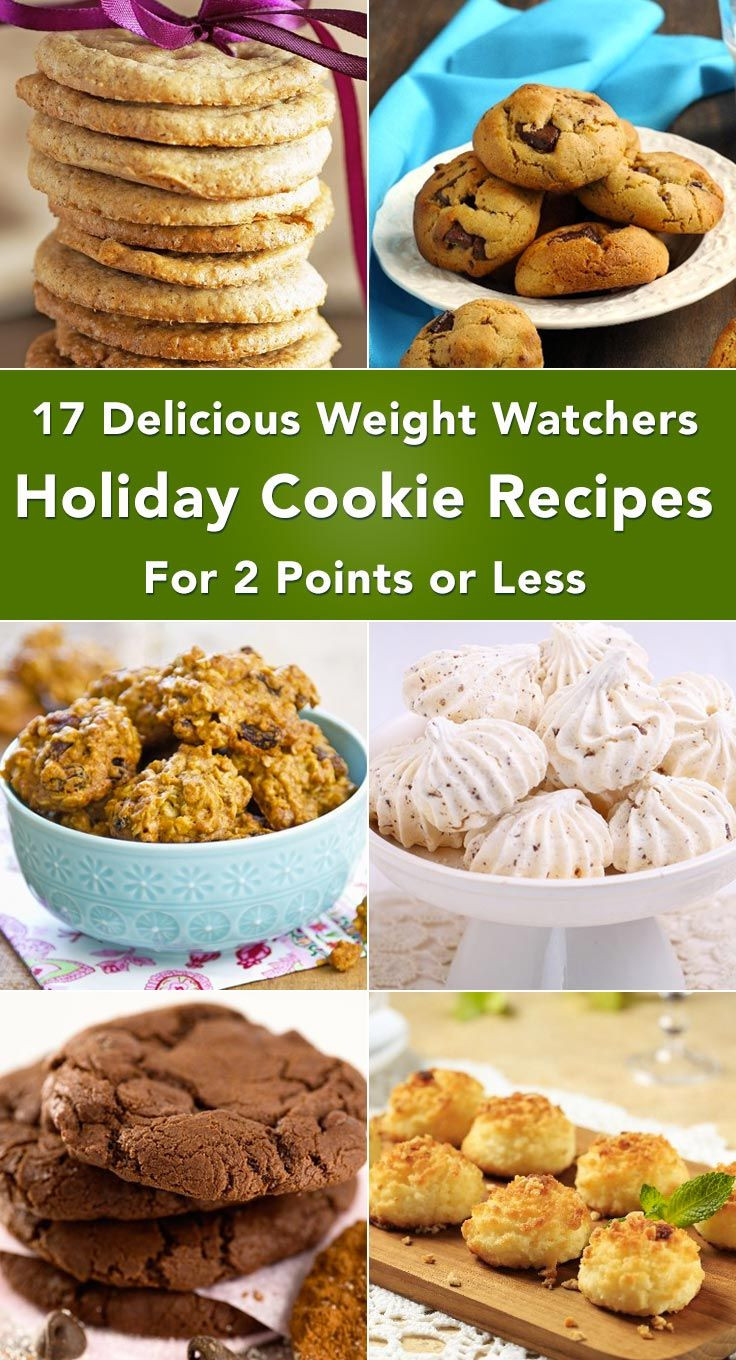 Weight Watchers Christmas Cookies  1000 images about Cookies & Baked Goods on Pinterest