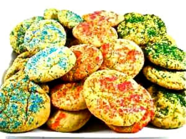 Weight Watchers Christmas Cookies  Skinny Holiday Sugar Cookies with Weight Watchers Points