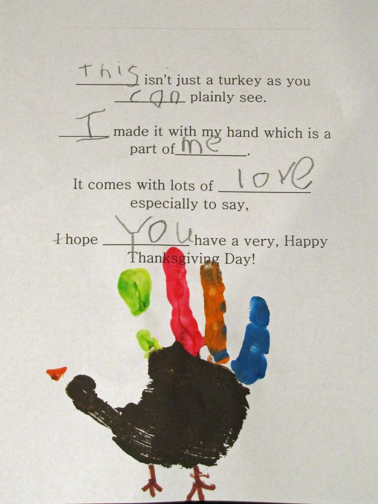 When Should I Buy My Turkey For Thanksgiving  My all time favorite thanksgiving craft classic & simple