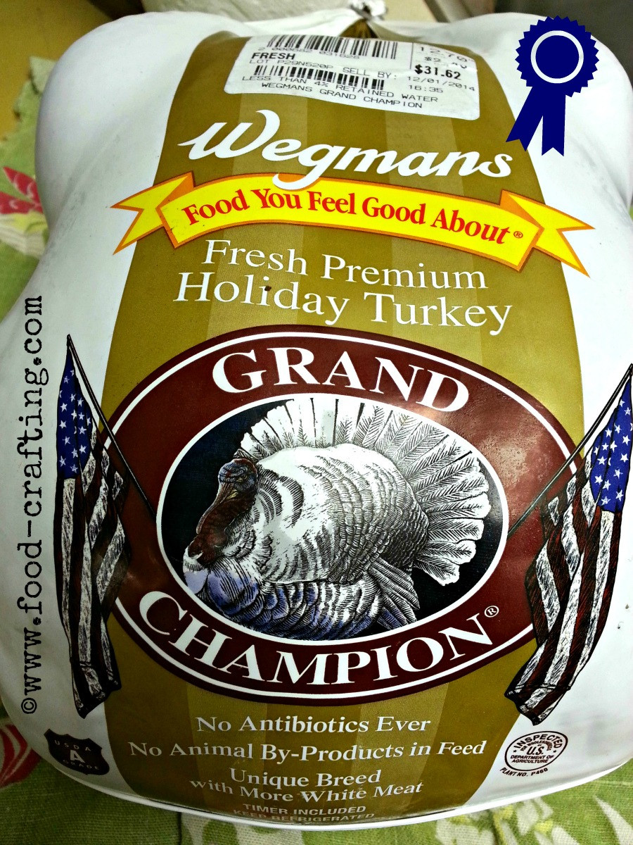 When To Buy A Fresh Turkey For Thanksgiving  Fresh Versus Frozen Turkey How To Buy The Holiday Bird